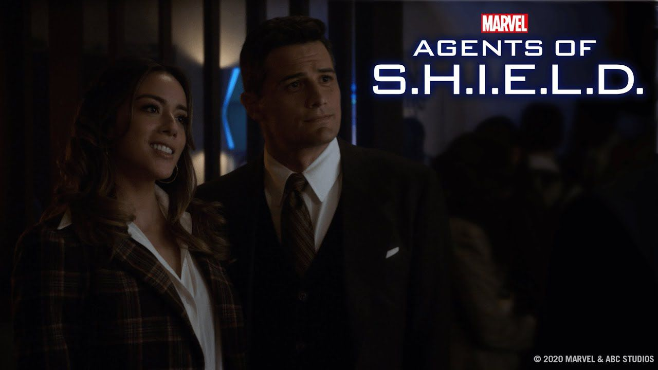 Agents of SHIELD e quel bacio a sorpresa che manda in delirio i fan