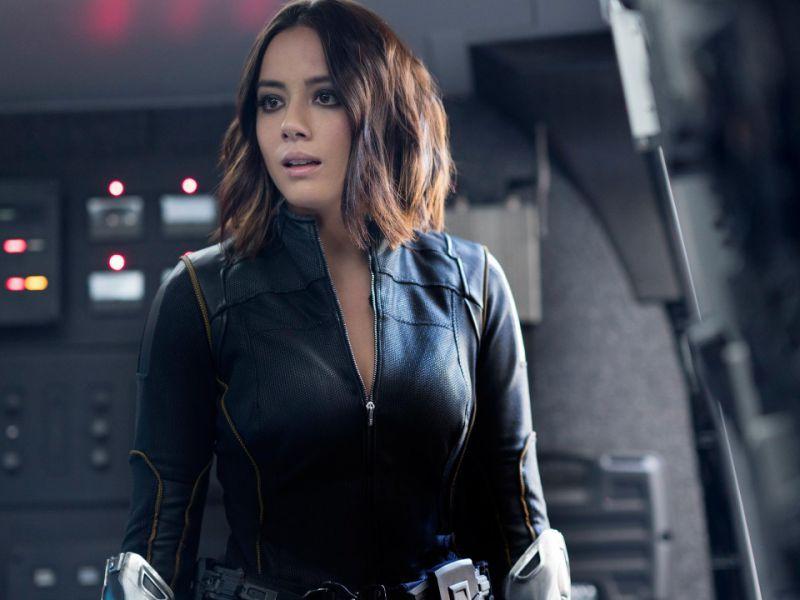 Agents of SHIELD, Chloe Bennet sull'essere uno dei primi supereroi di origine asiatica
