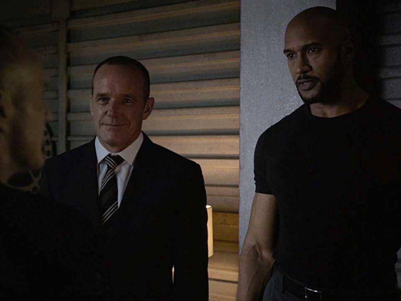 Agents of SHIELD, come si è evoluta la dinamica tra Mack e Coulson? Ne parla Henry Simmons