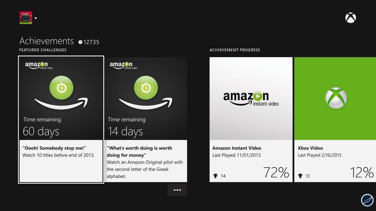 Aggiornamento Xbox One di aprile: dettagli sulle novità apportate al sistema di notifica degli obiettivi sbloccati