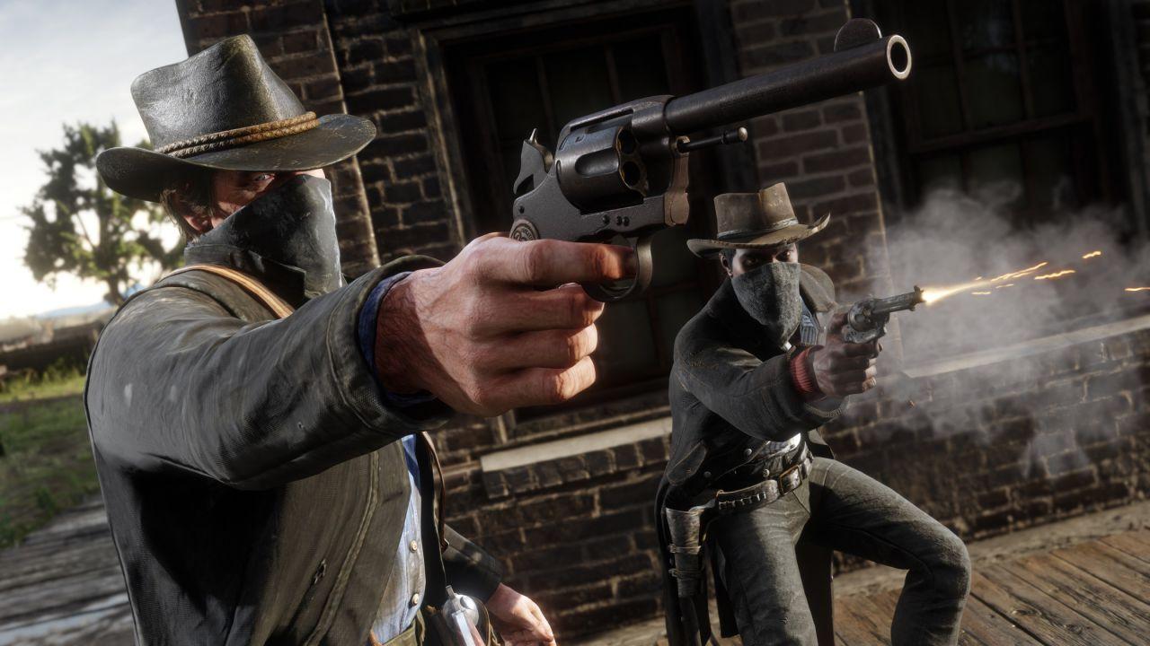 Aggiornati i (pazzeschi) dati di vendita di Red Dead Redemption 2, GTA 5 e Borderlands 3