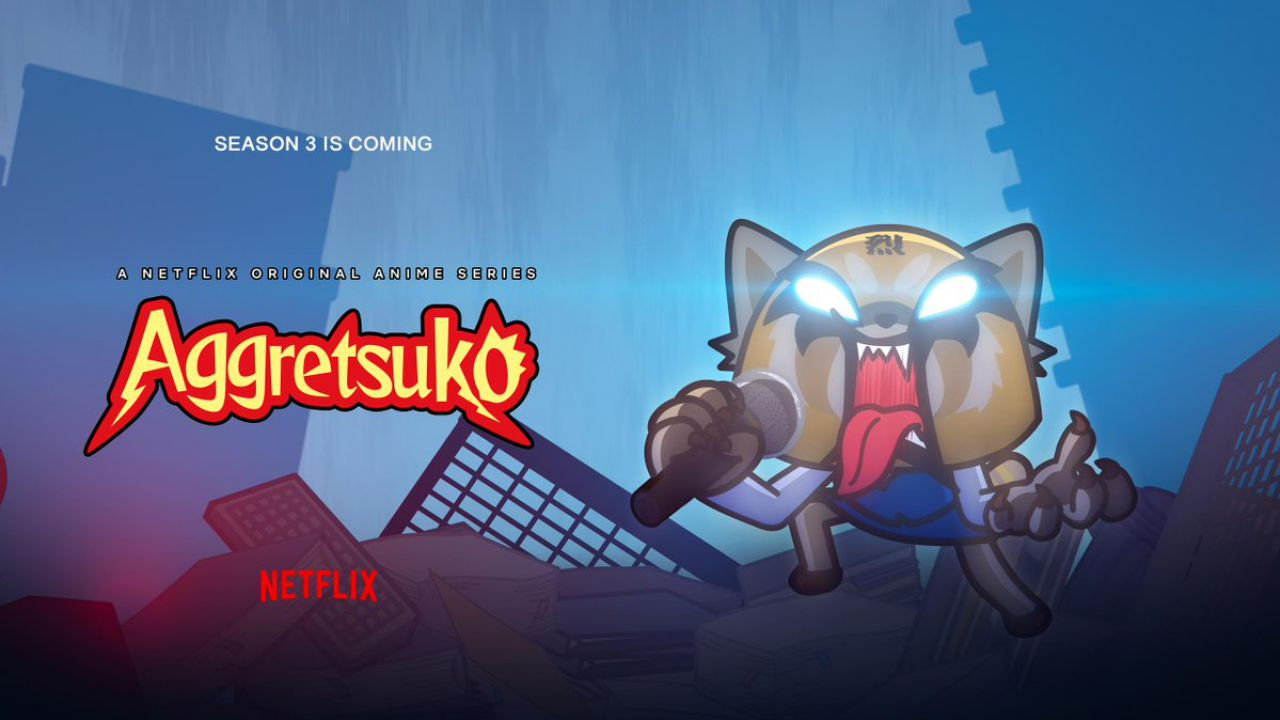 Aggretsuko: la terza stagione della serie preoccupa il director
