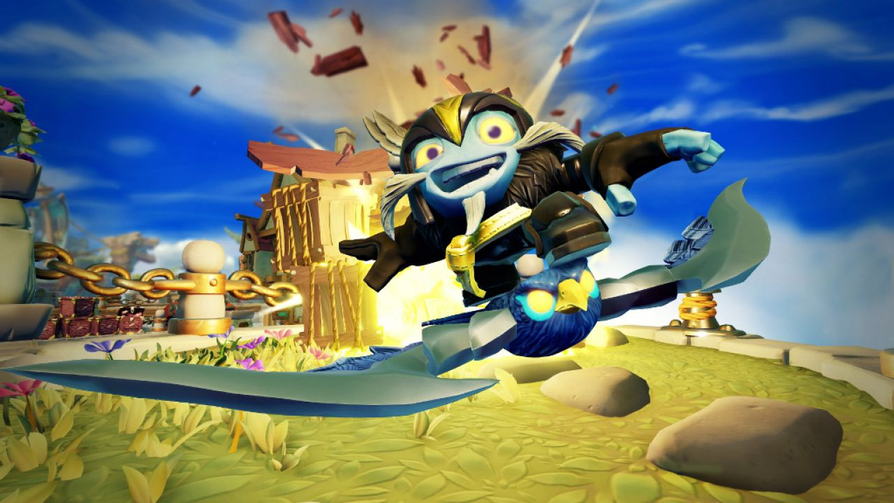 Air Strike si unisce al roster di Skylanders Imaginators