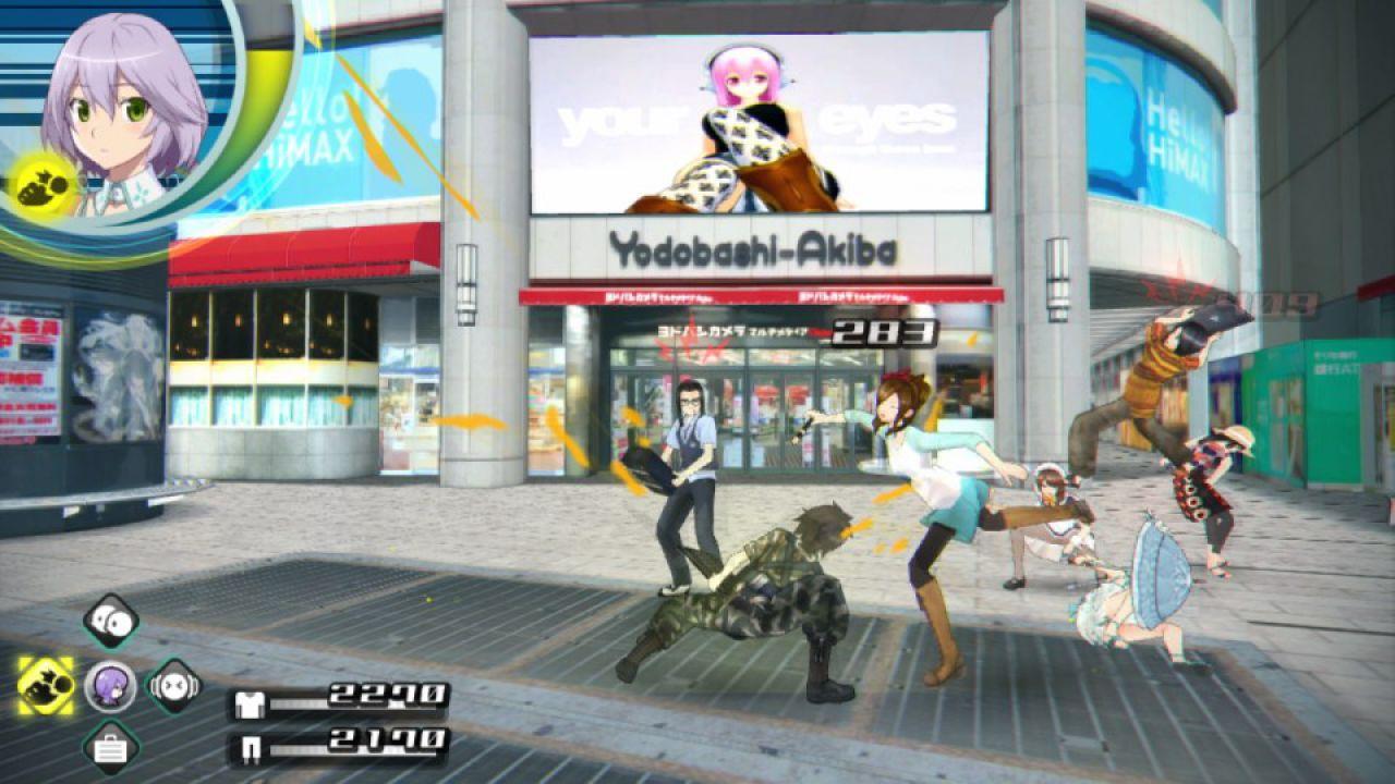 Akiba's Trip 2: primi screenshot della versione PS4