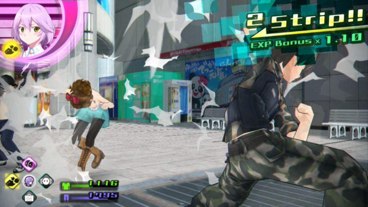 Akiba's Trip 2: video gameplay versione PlayStation 4