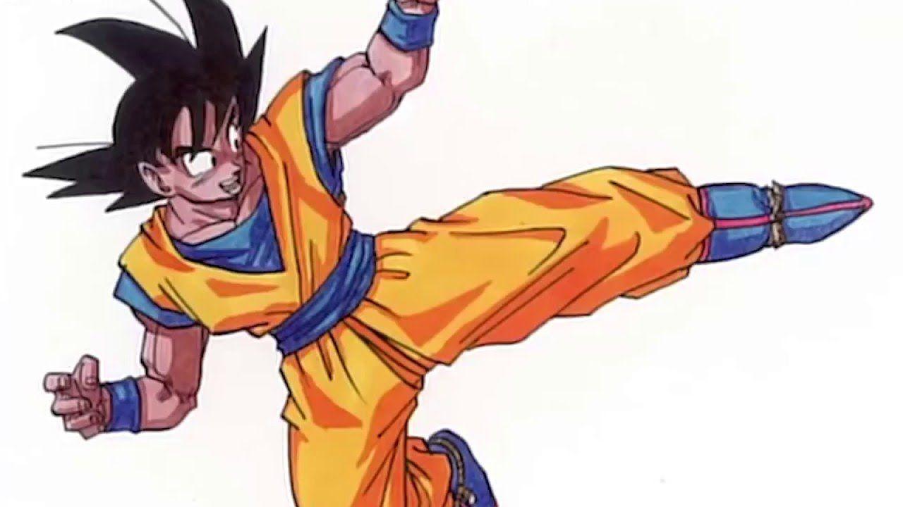 Akira Toriyama al lavoro: il papà di Dragon Ball disegna e colora Goku in una breve clip