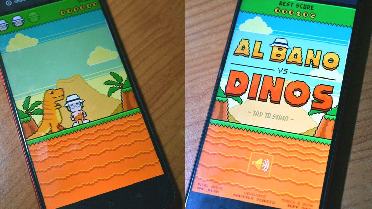 Al Bano e il gioco gratis dei dinosauri: Cattelan fa 'impazzire' il Web
