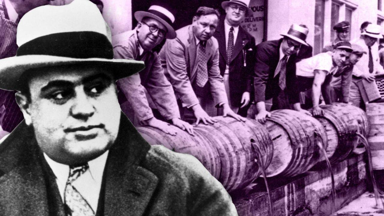 Al Capone nascose una distilleria nella Carolina del Sud, ma adesso è stata trovata