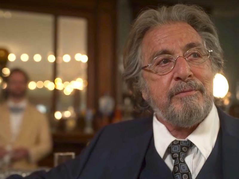 Al Pacino: com'è recitare con una leggenda del cinema? Il cast di Hunters racconta