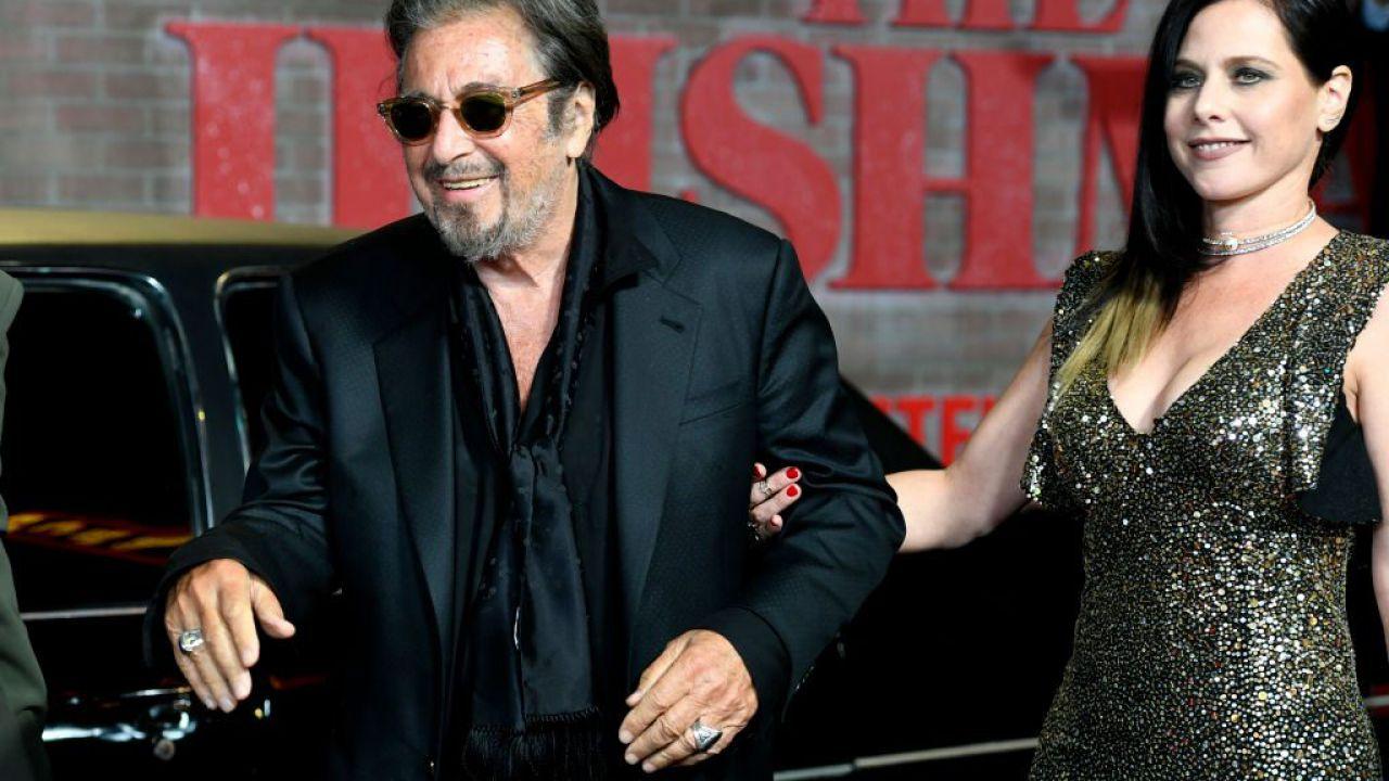 Al Pacino lasciato dalla fidanzata: l'attore di The Irishman è troppo vecchio per lei