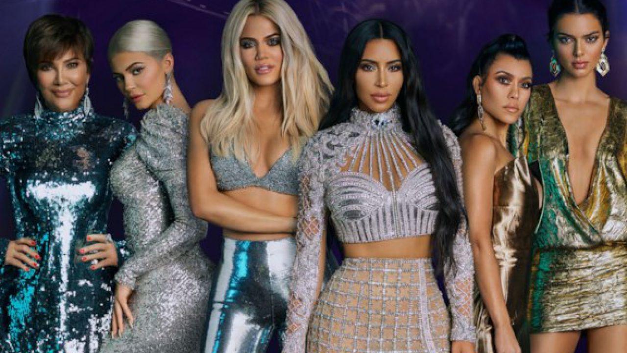 Al Passo con I Kardashian, le prime due stagioni dello show da oggi su Netflix