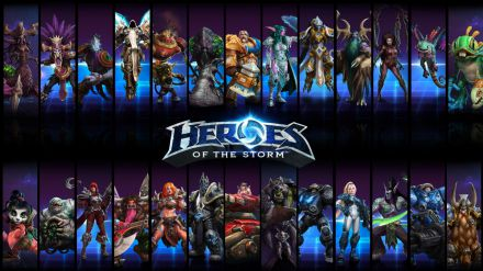 Al via la fase open beta di Heroes of the Storm