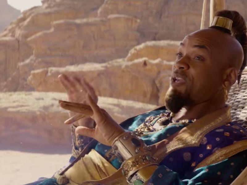 Aladdin: ecco perché il Genio di Will Smith meriterebbe una serie di Disney+