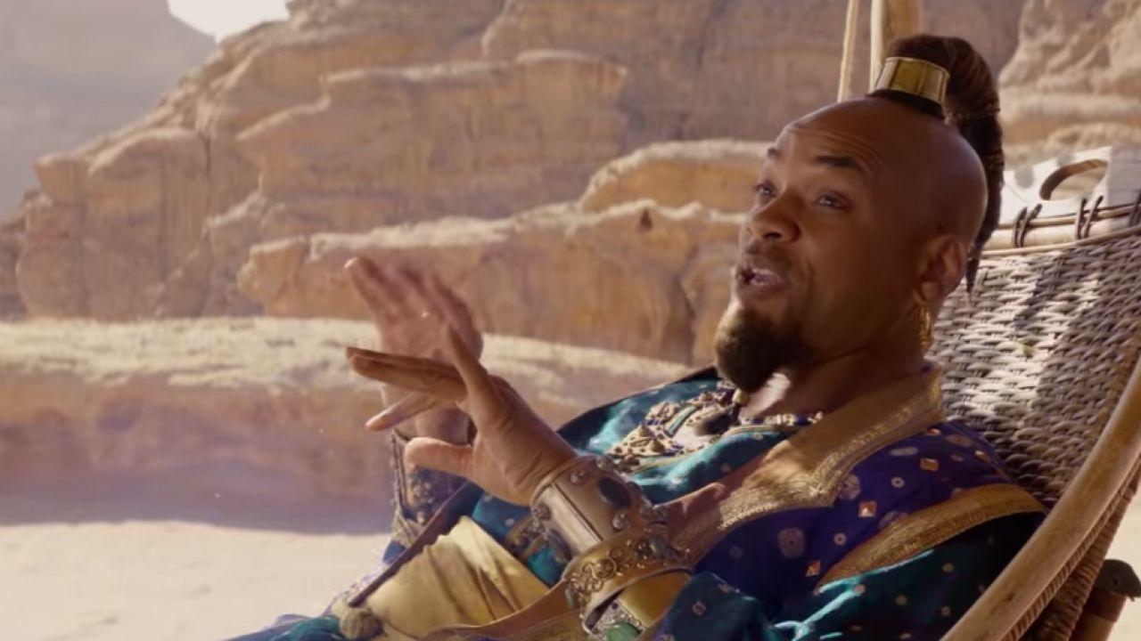 Aladdin: ecco perché il Genio di Will Smith meriterebbe una serie su Disney+