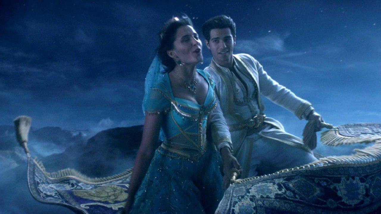 Aladdin, dopo il trionfale weekend Will Smith ringrazia i fan su Instagram