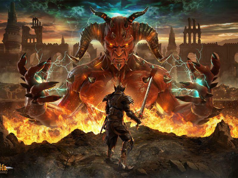 Alaloth Champions of The Four Kingdoms: il nuovo trailer è incentrato sulla storia