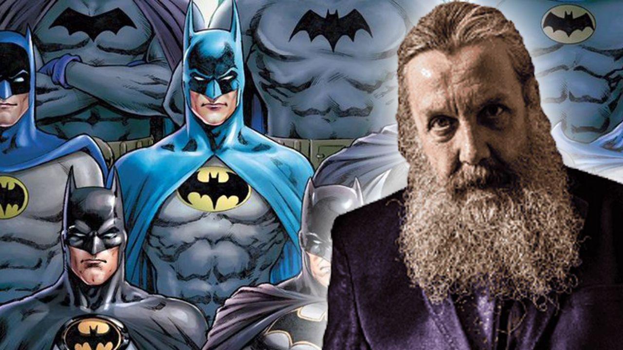 Alan Moore sul film di Joker e il suo Batman preferito: la risposta vi farà arrabbiare