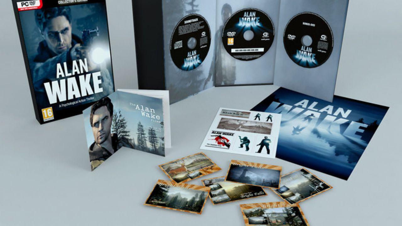 Alan Wake: disponibile in offerta lancio a 20,99€ su Steam