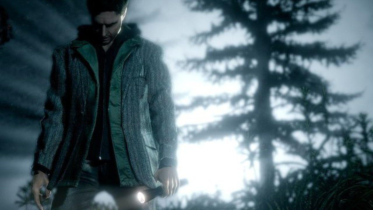 Alan Wake: disponibile la patch 1.02 su Steam