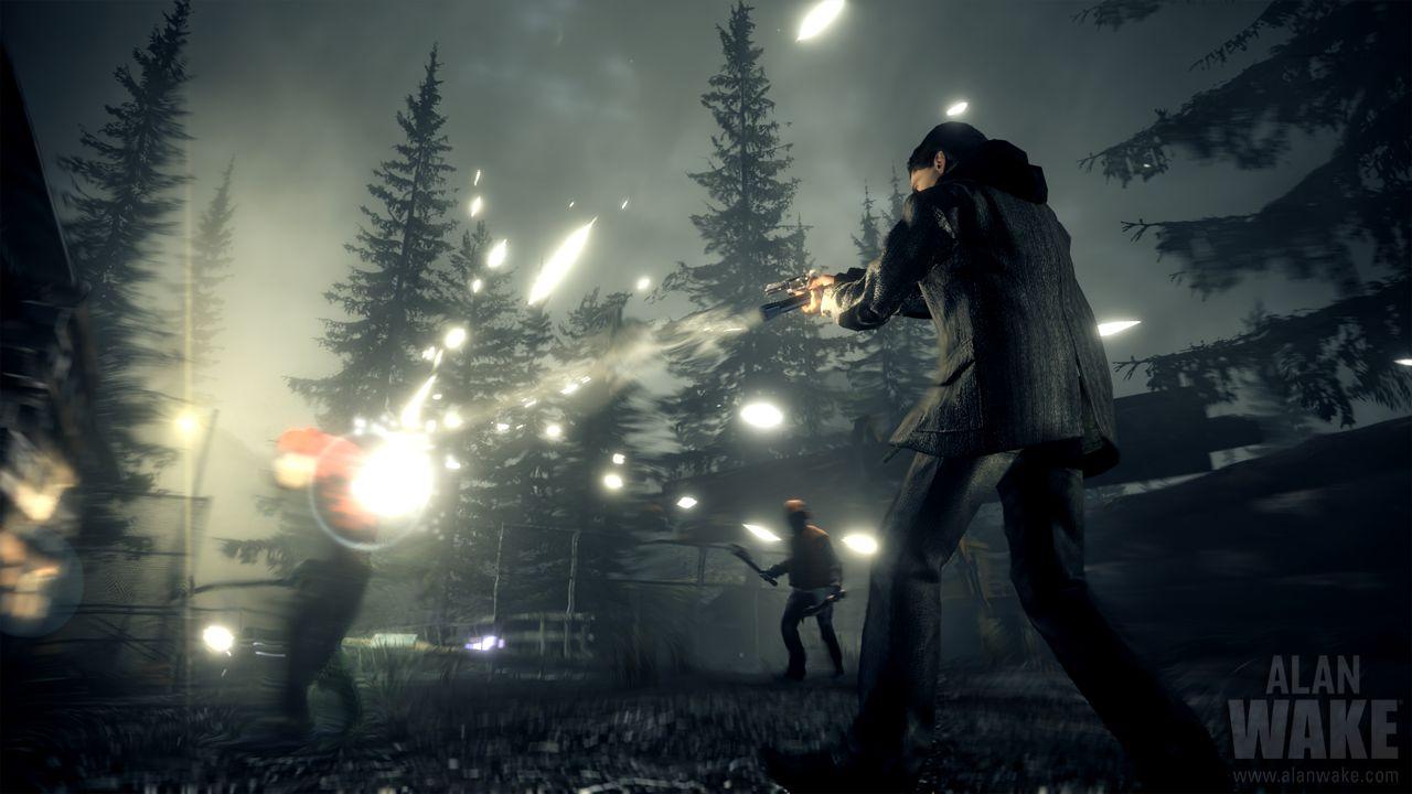 Alan Wake: i DLC Lo Scrittore e Il Segnale disponibili gratis su Xbox Store