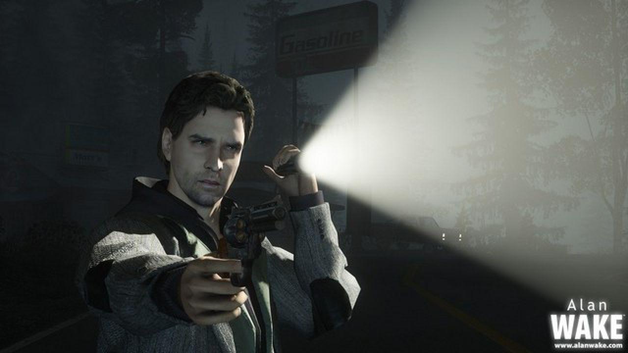 Alan Wake: in arrivo la prima patch per la versione PC