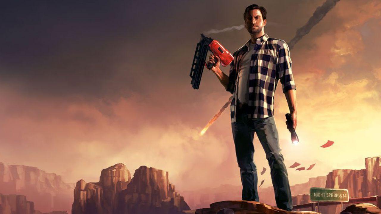 Alan Wake's American Nightmare disponibile su PC