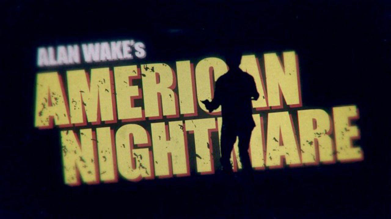 Alan Wake's American Nightmare su PC? 'Se sarà possibile, lo faremo' afferma Remedy