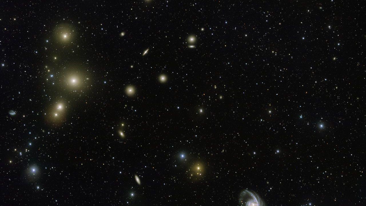 Alcune galassie stanno morendo e gli astrofisici non sanno perchè