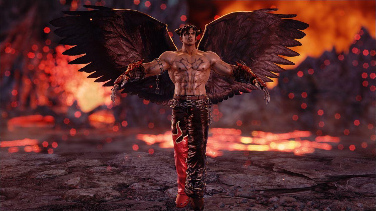 Alcune immagini off-screen di Tekken 7 mostrano Kazumi