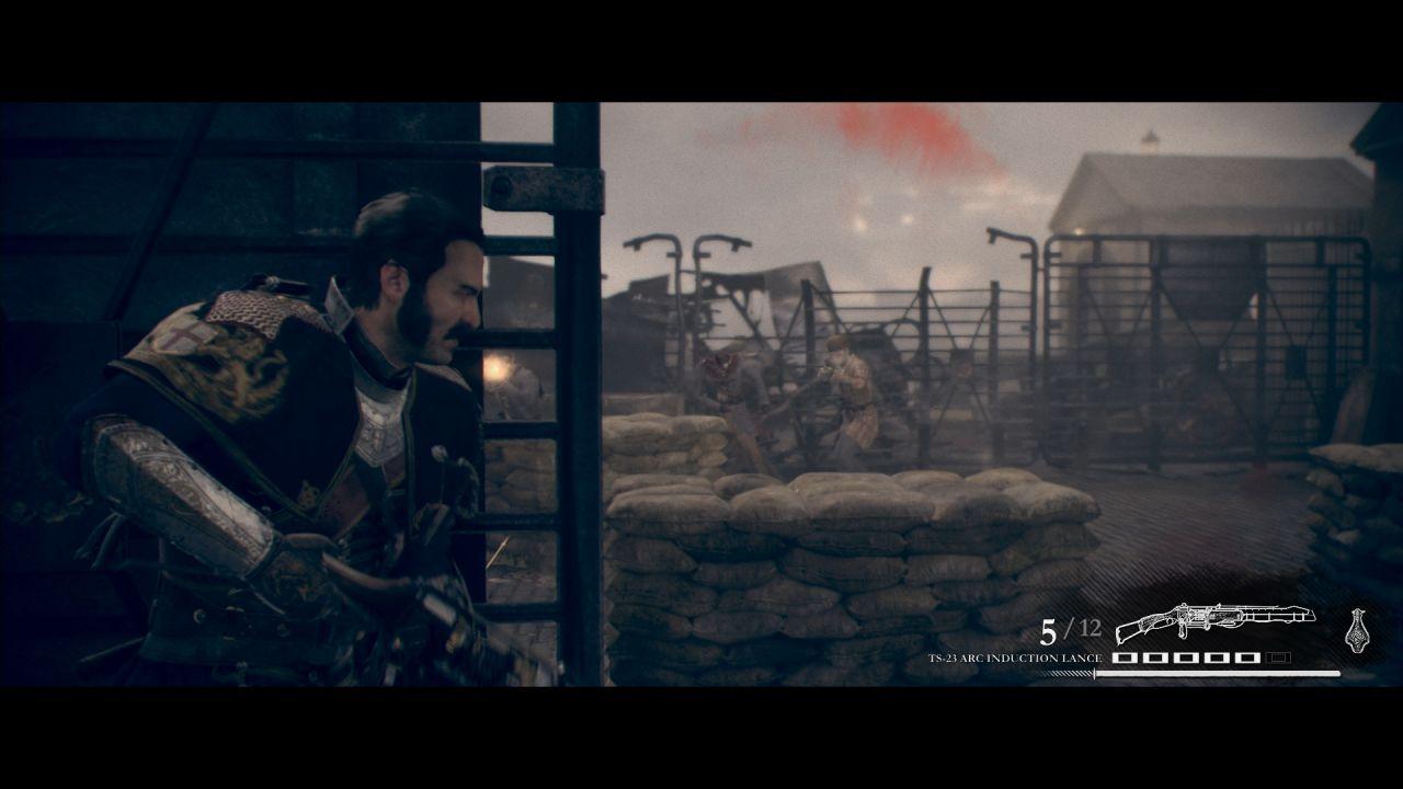 Alcune immagini di The Order 1886 mostrano l'aspetto del gioco nel 2012