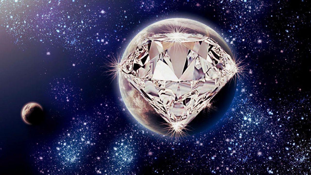 Alcuni esopianeti del nostro Universo potrebbero essere composti da diamanti e silice