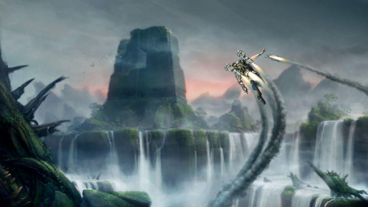 Alcuni trofei annunciano l'arrivo di un DLC per Dark Void
