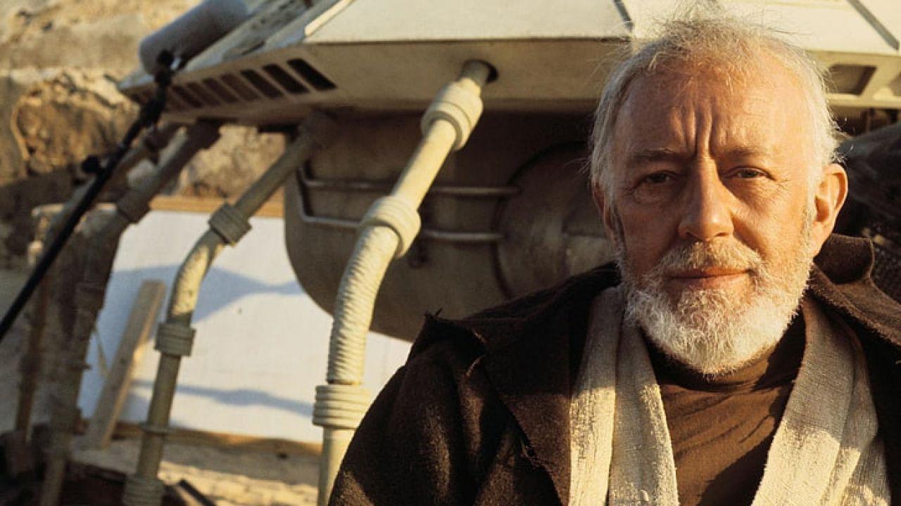 Alec Guinness odiava i dialoghi di Star Wars e non sapeva chi fosse Harrison Ford