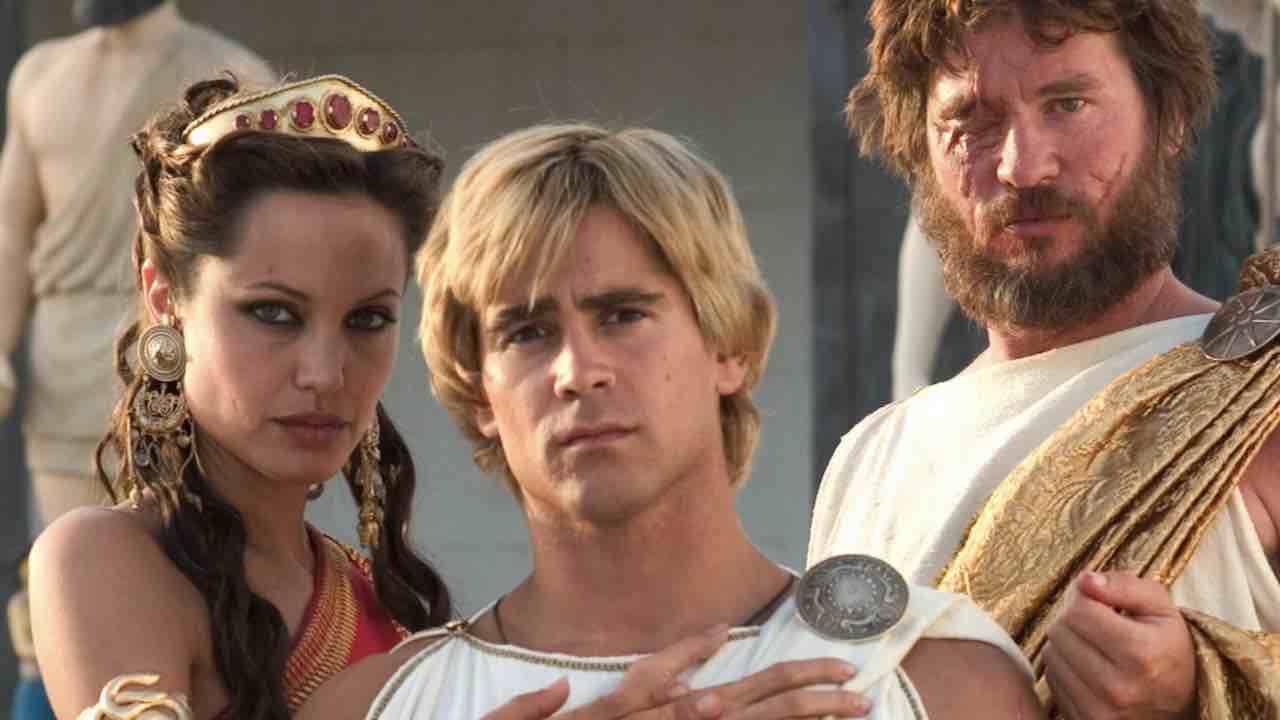 Alexander, le differenze tra la versione originale e la Ultimate Cut di Oliver Stone