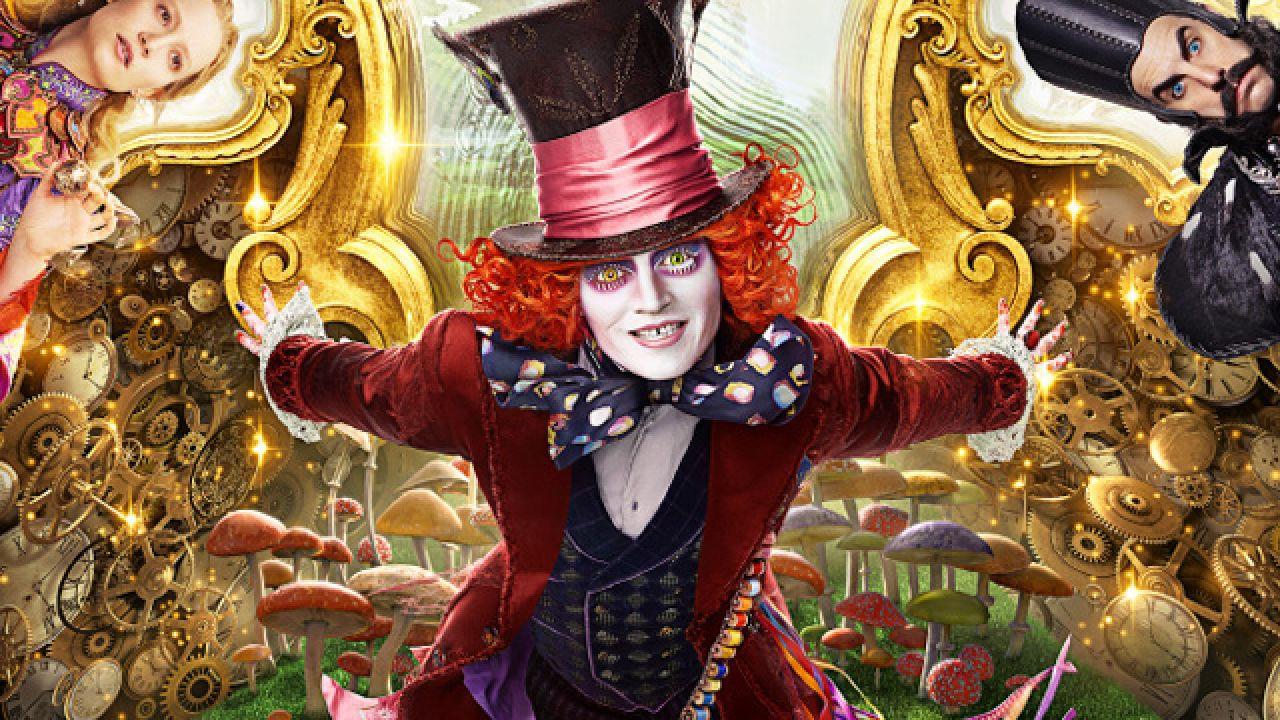 Alice attraverso lo specchio ecco il motion poster - Alice attraverso lo specchio kickass ...