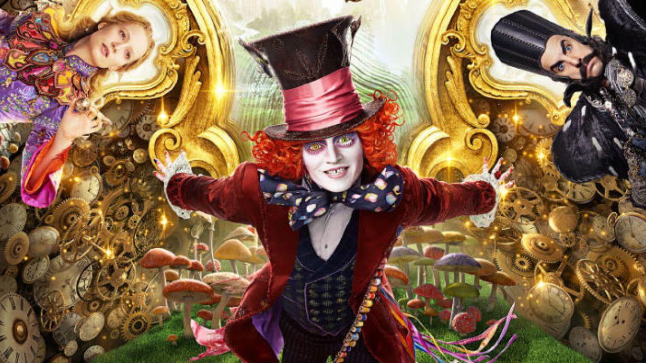 Alice attraverso lo specchio, svelato il full Trailer italiano del sequel Disney!