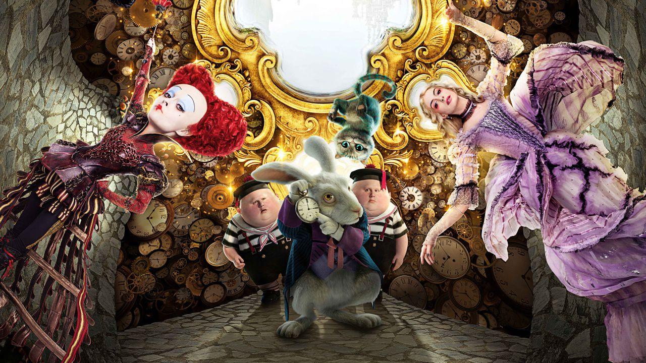 Alice attraverso lo specchio james bobin parla del look del suo film rispetto al primo capitolo - Film alice attraverso lo specchio ...