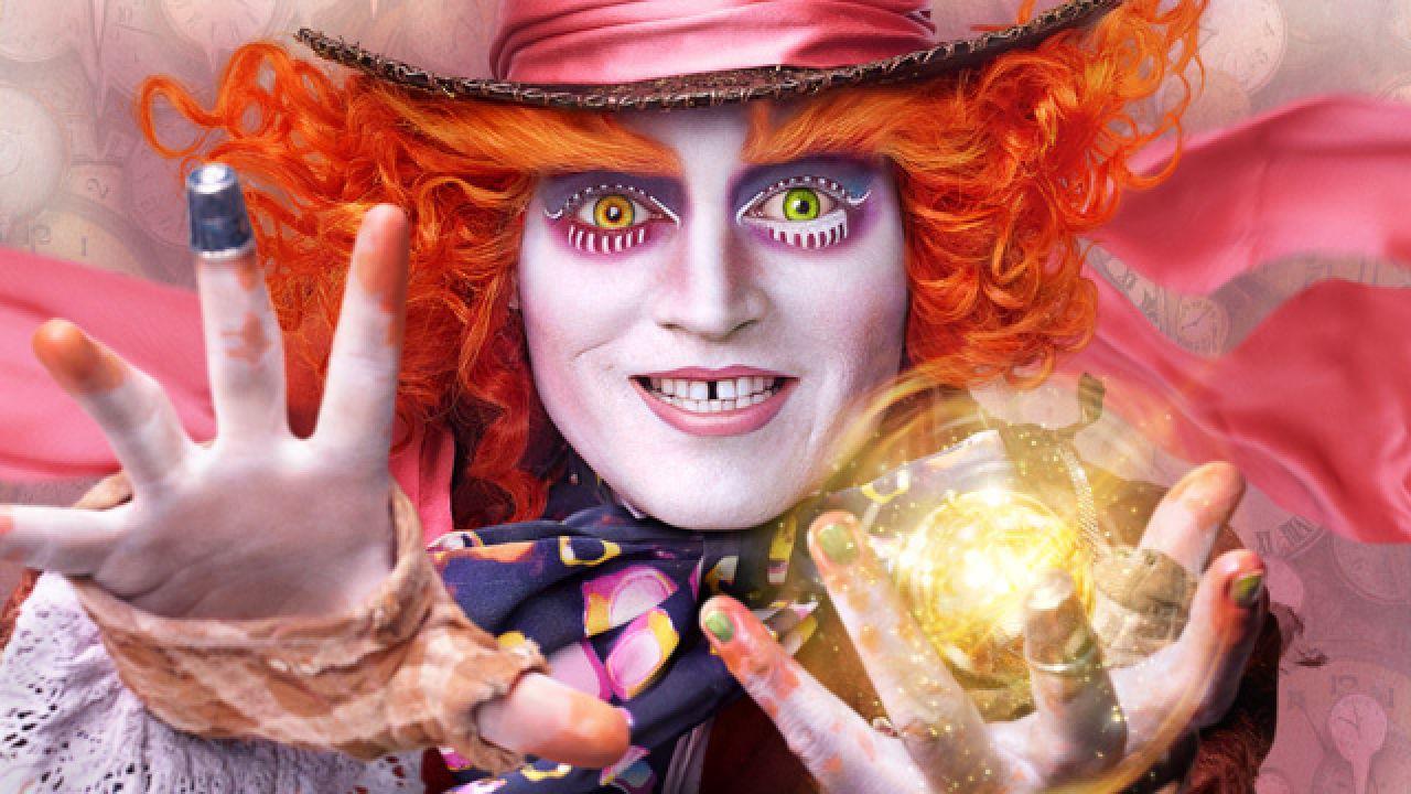 Alice attraverso lo specchio online il nuovo trailer e un b roll - Alice dietro lo specchio ...