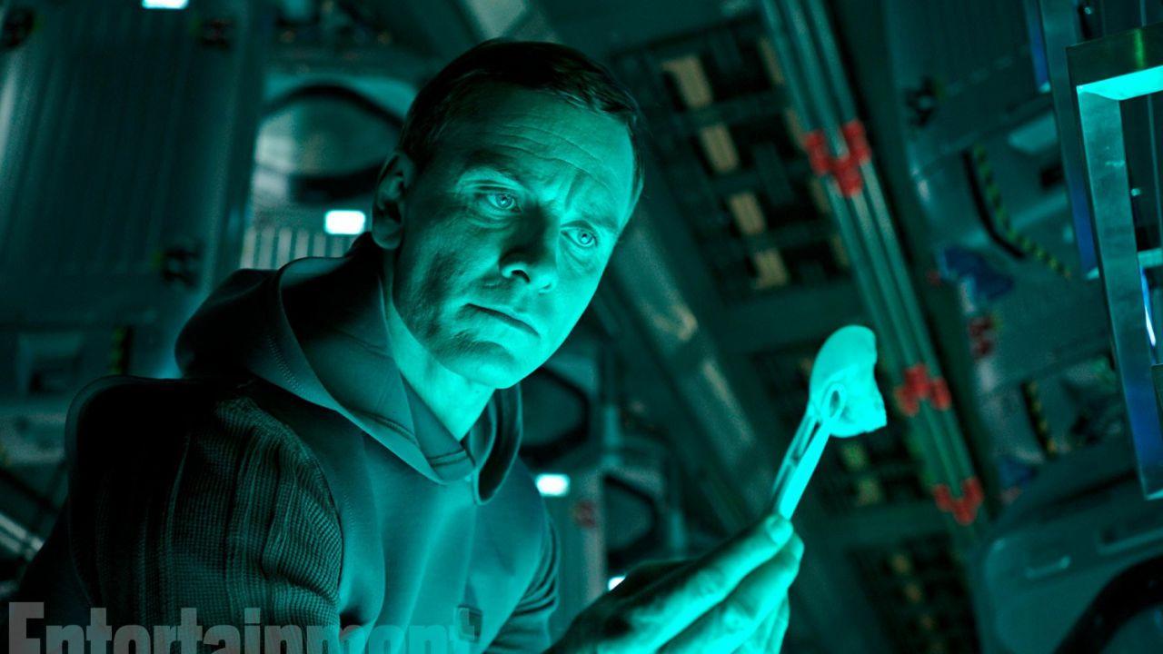 Alien: Covenant: il Blu-ray contiene quasi 18 minuti di scene inedite!