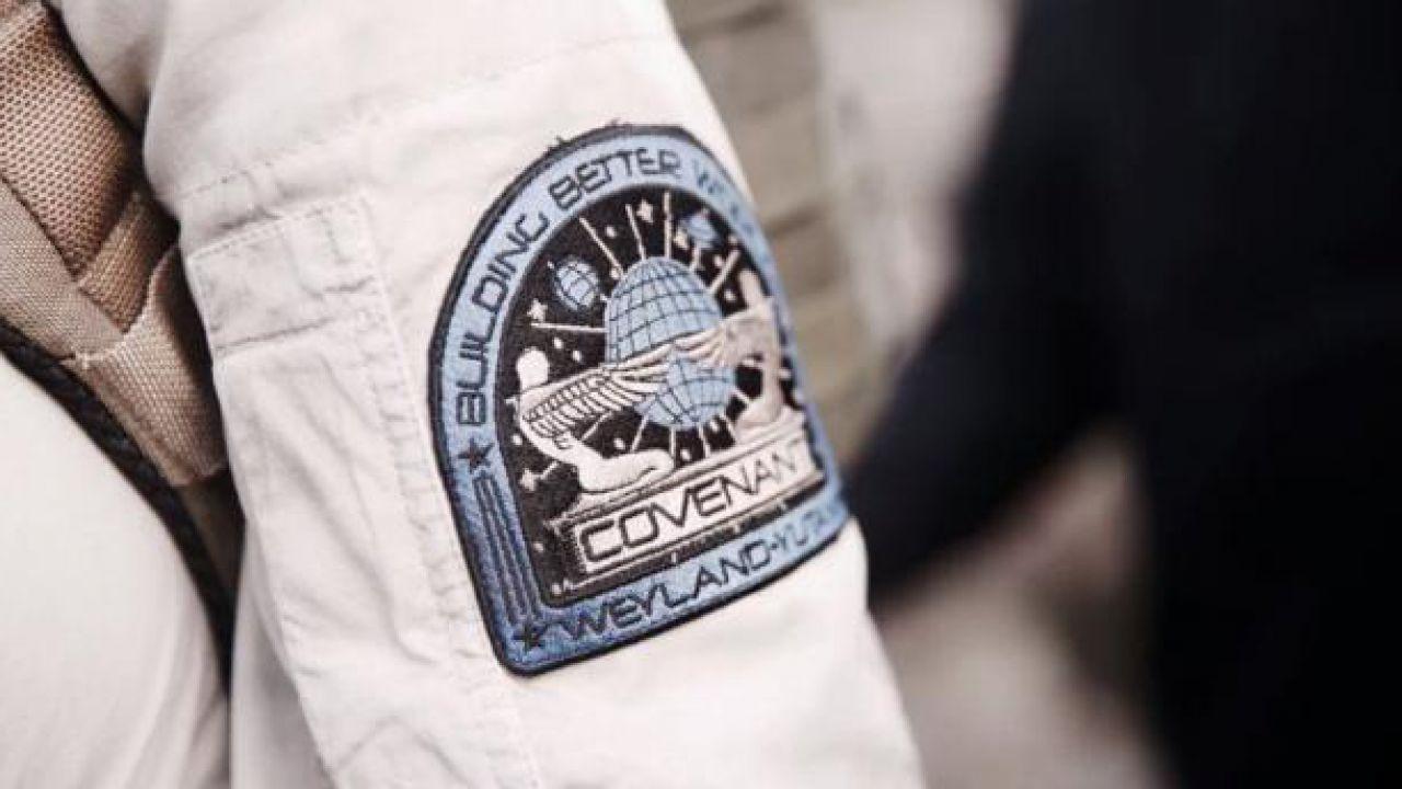 Alien: Covenant, ecco Ridley Scott e Michael Fassbender sul set