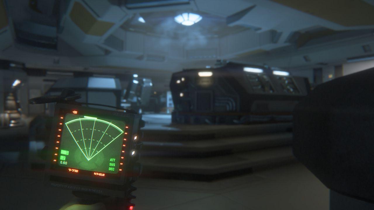 Alien Isolation: disponibile il DLC Corporate Lockdown