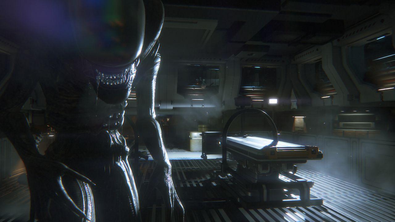 Alien Isolation, disponibile il DLC 'Trauma'