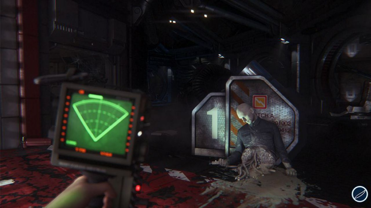 Alien Isolation: James Cameron protagonista di un easter egg