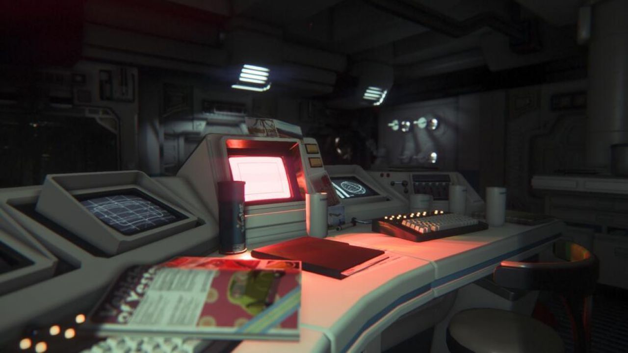 Alien Isolation: Morlu's Night of Terror questa sera dalle 21:00