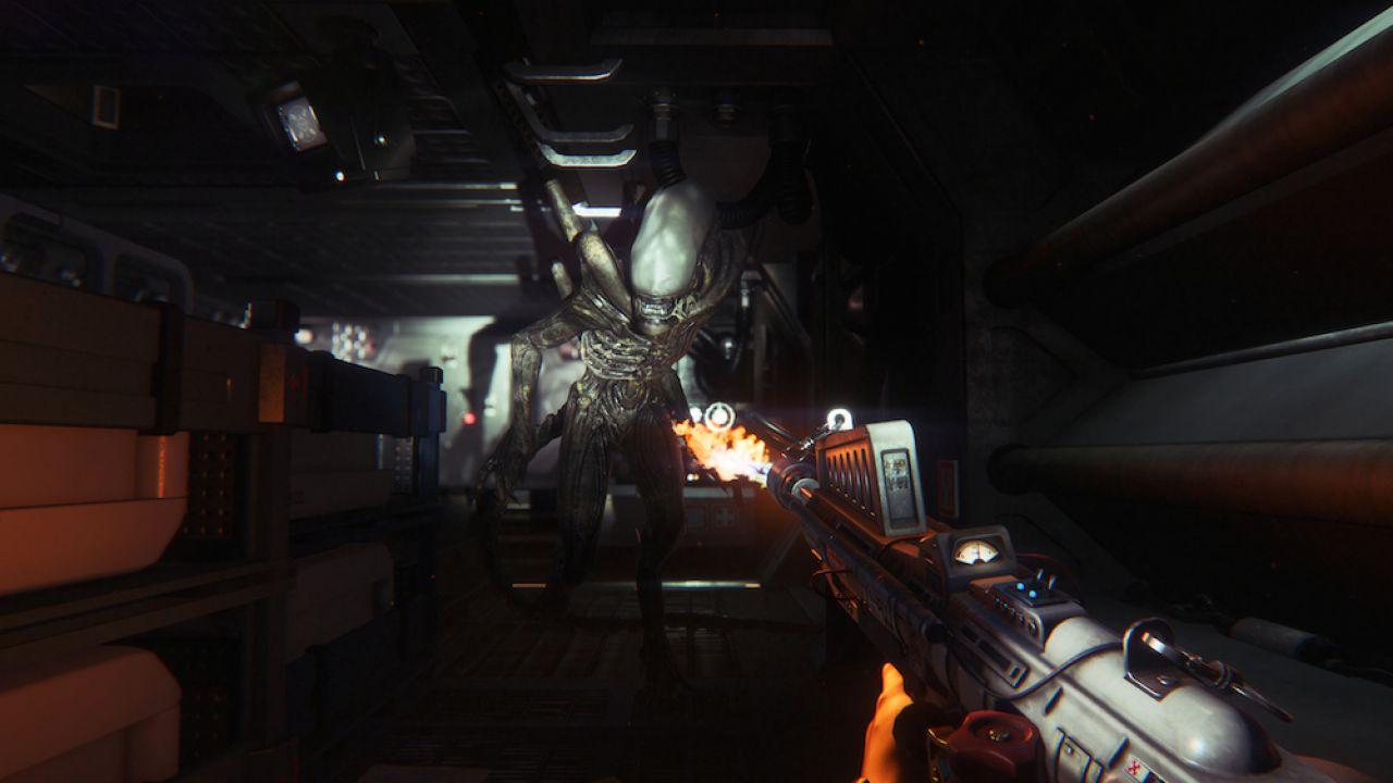 Alien Isolation: problemi su PlayStation 4 dopo l'installazione della patch 1.1