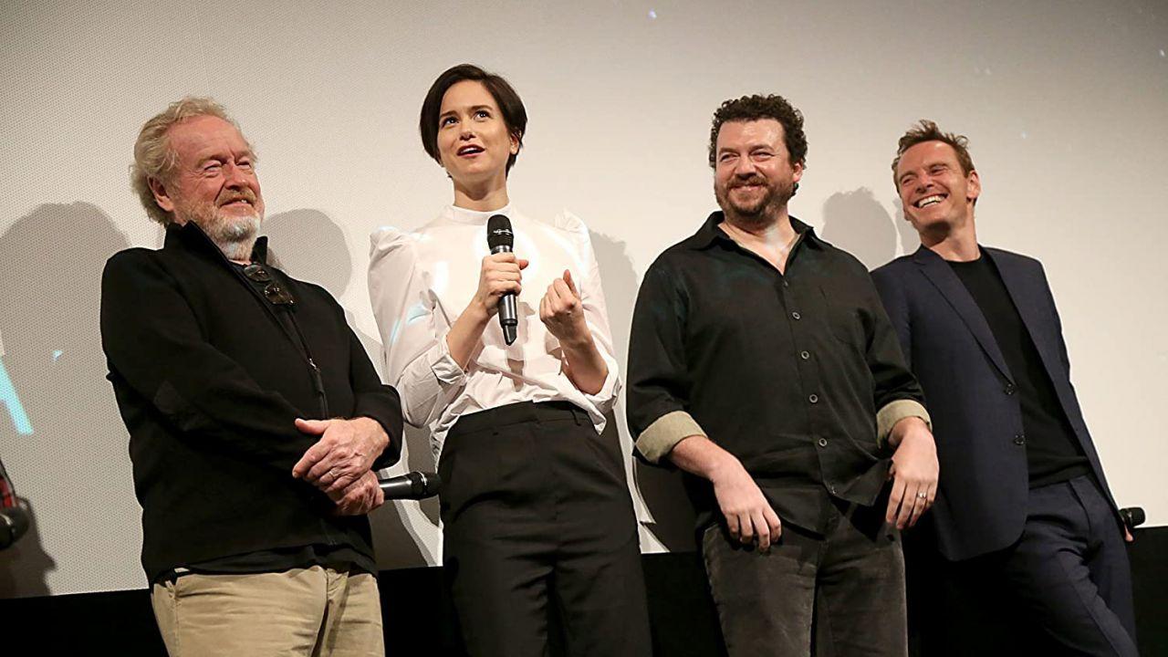 Alien, Katherine Waterston vorrebbe tornare: ma Ridley Scott ha altri piani ...