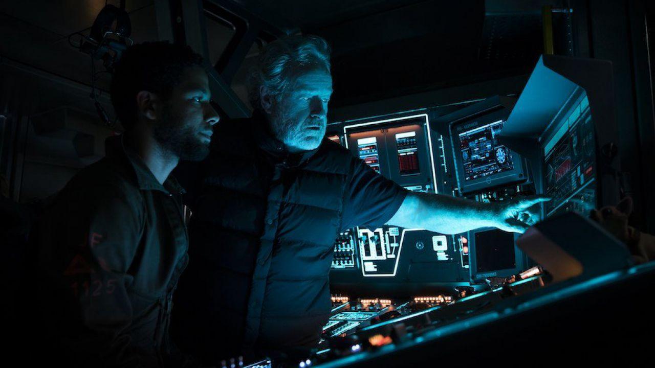 Alien: Ridley Scott insiste sull'esigenza del nuovo corso intrapreso dai prequel