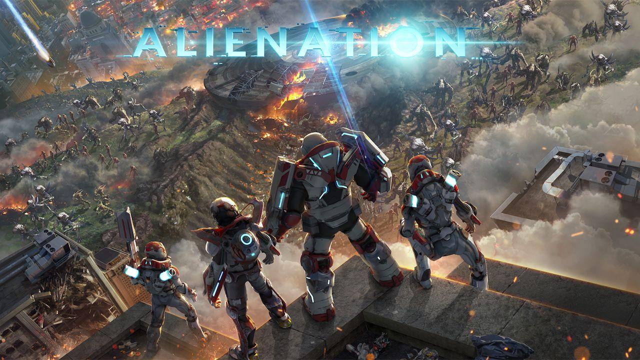 Alienation e Destiny in diretta su Twitch il 25 aprile