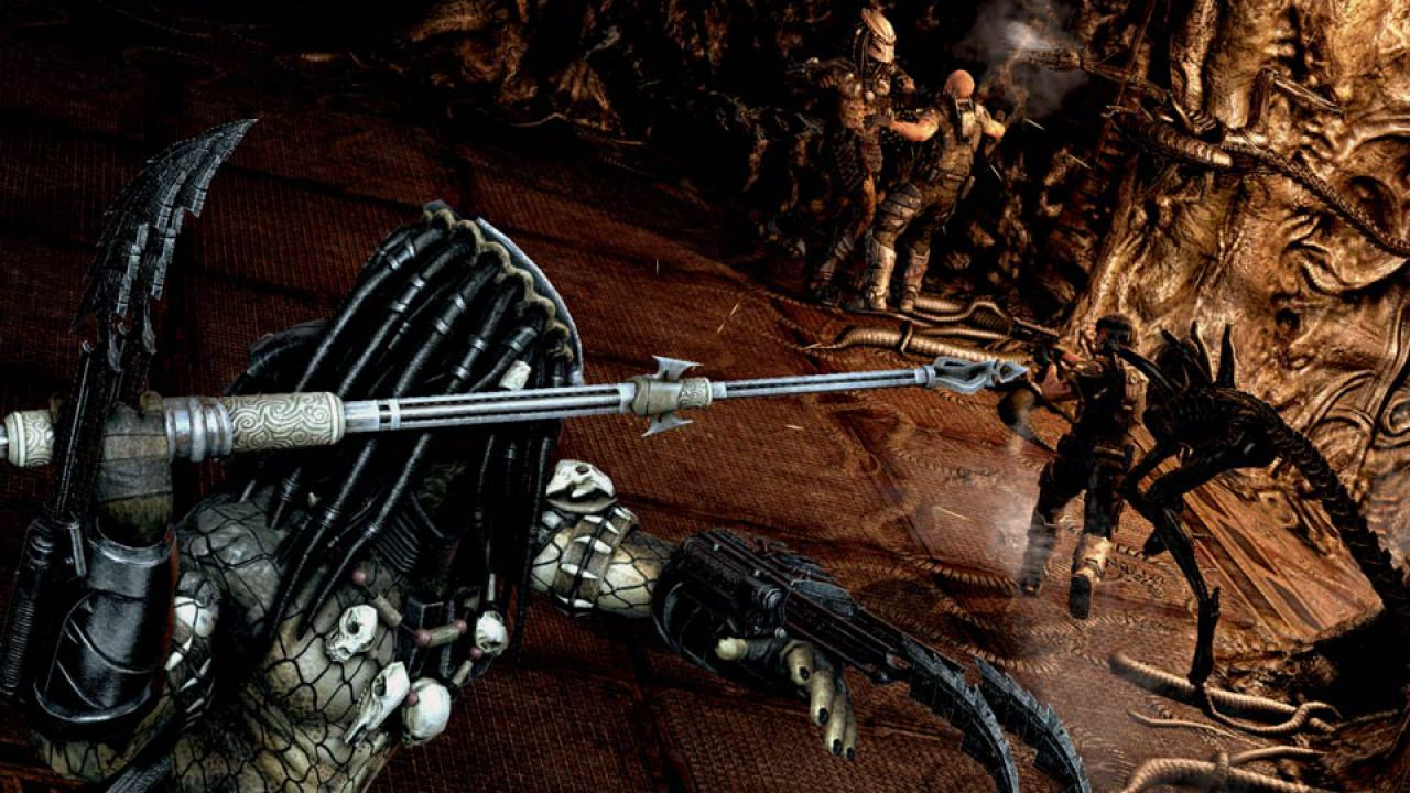 Aliens vs. Predator, lo Swarm Map Pack disponibile da oggi