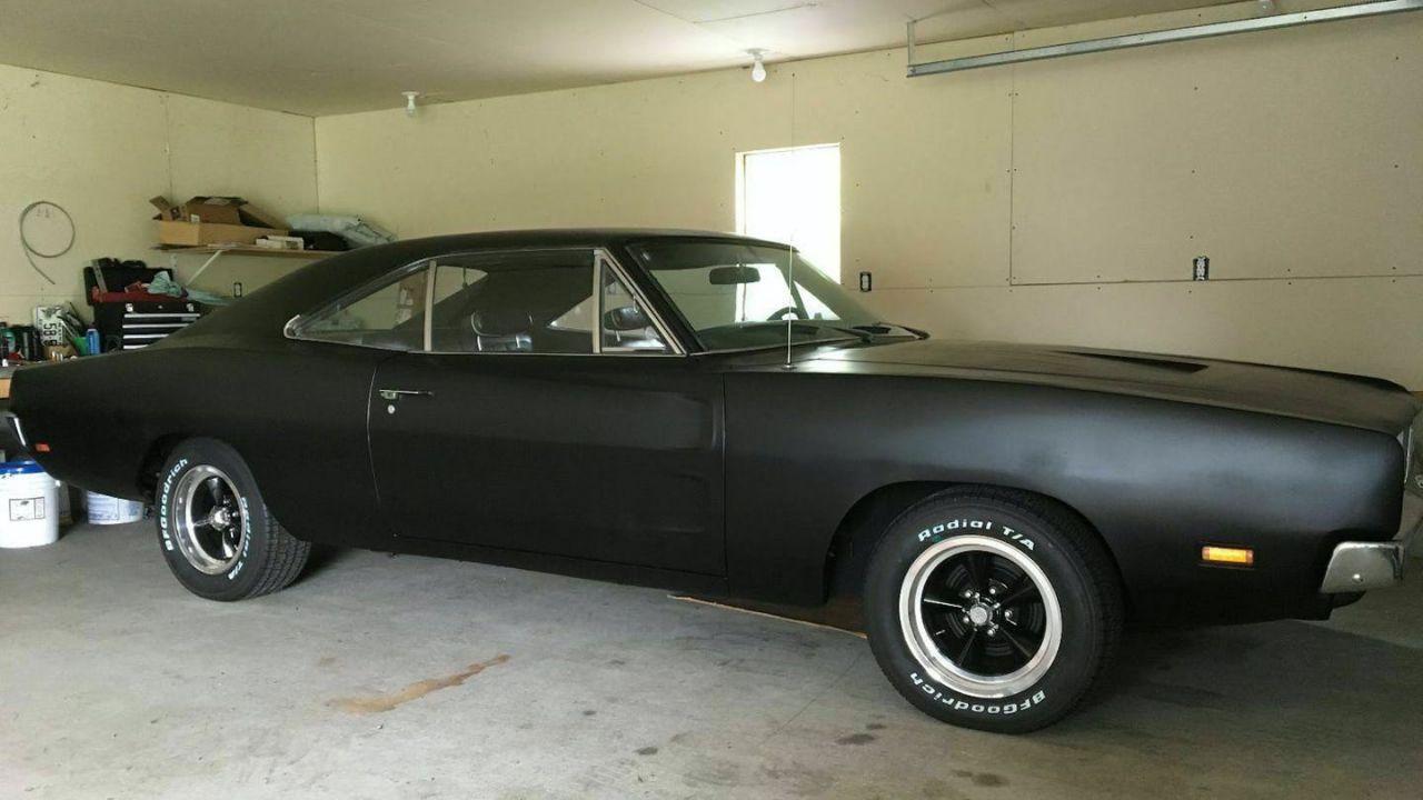 All'asta una fantastica Dodge Charger del 1969 in ottime condizioni